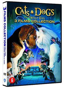 Comme chiens et chats 3 films [FR Import]