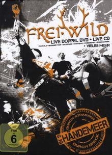 Händemeer (Limited Boxset inkl. 2 DVDs, Live-CD und 2 Bücher)