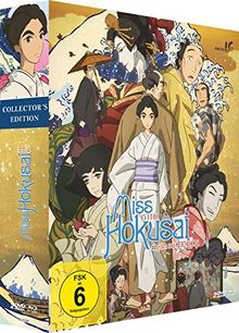 Miss Hokusai - Collector's Edition (DVD und Blu-ray) [Limited Edition]