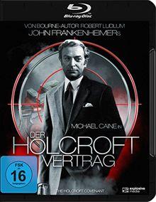 Der Holcroft-Vertrag [Blu-ray]
