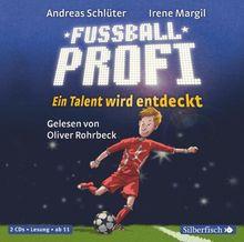 Fußballprofi. Ein Talent wird entdeckt: : 2 CDs