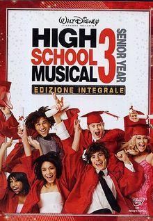 High School Musical 3 - Senior year edizione integrale + dvd) [IT Import]