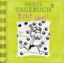Gregs Tagebuch 8 - Echt übel!: