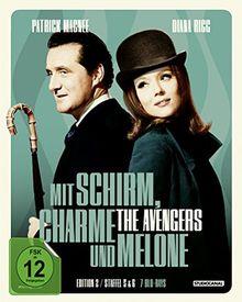 Mit Schirm, Charme und Melone - Edition 2 [Blu-ray]