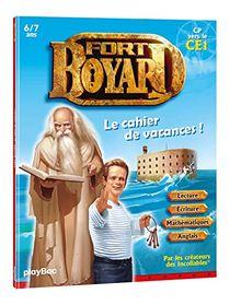Cahier de vacances Fort Boyard - Du CP au CE1