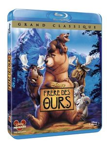 Frère des ours [Blu-ray] [FR Import]