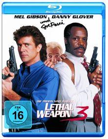 Lethal Weapon 3 - Die Profis sind zurück [Blu-ray]