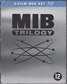 Men in Black (1997) / Men in Black 3 / Men in Black II - Set [Blu-ray] [UK Import]