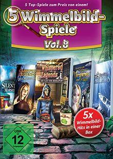 5 Wimmelbild Spiele vol. 8 (PC)