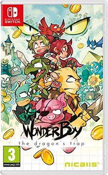 Wonder Boy - The Dragon's Trap Jeu Switch