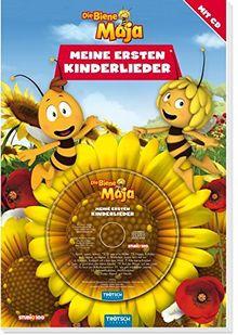 """Kinderlieder """"Die Biene Maja"""": Mit CD zum Singen und Hören"""