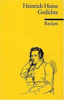 Gedichte Von Heinrich Heine