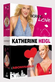 Coffret katherine heigl : l'abominable verité ; working love [FR Import]