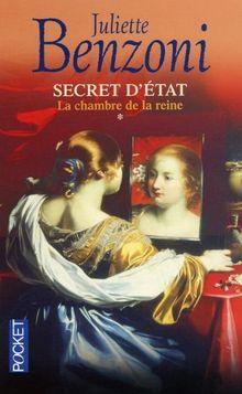La chambre de reine t1 secret d etat -pocket-