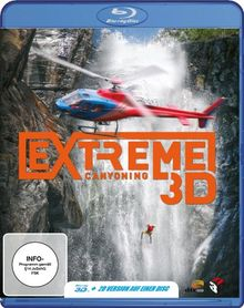 Extreme Canyoning [3D Blu-ray]