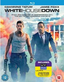 White House down [Blu-ray] [UK Import]