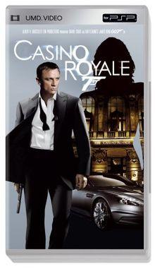 James Bond 007 - Casino Royale [UMD Universal Media Disc]