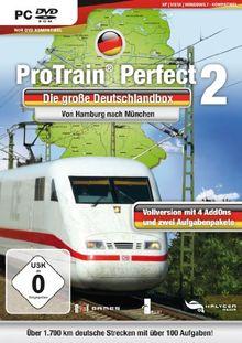 ProTrain Perfect 2 - Die große Deutschland Box
