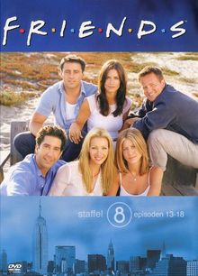 Friends, Staffel 8, Episoden 13-18