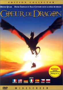 Coeur de dragon [Édition Collector]