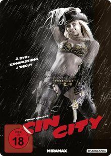 Sin City (Steelbox, 2 Discs, Kinofassung + Recut)
