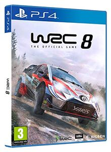 WRC 8 PLAYSTATION 4 PS4 EU WRC: FIA WORLD RALLY CHAMPIONSHIP 8 MULTILINGUA ITALIEN