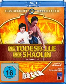 Die Todesfalle der Shaolin (Shaw Brothers Collection) [Blu-ray]