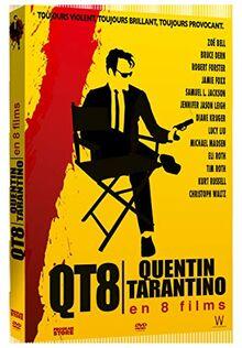 Qt8 : quentin tarantino en 8 films [FR Import]