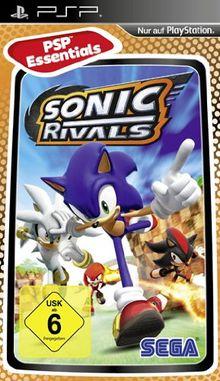 Sonic Rivals [Essentials]