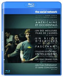 The social network [Blu-ray] [FR Import]