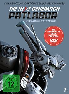 The Next Generation: Patlabor - Die Serie (7 Disc-Set)