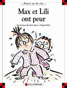 Max ET Lili Ont Peur (17) (Ainsi Va la Vie)
