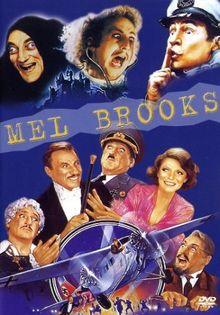 Mel Brooks - Box (Silent Movie, Sein oder Nichtsein, Frankenstein Junior, Höhenkoller) [4 DVDs]