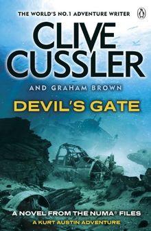Devil's Gate: NUMA Files #9 (The NUMA Files) (English Edition)