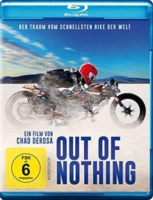 Out of Nothing - Der Traum vom schnellsten Bike der Welt (Blu-ray)