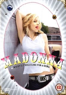 Madonna - What It Feels Like For A Girl (DVD-Single)