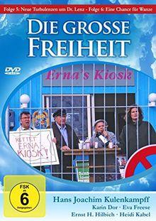 """Die große Freiheit - Folge 5: Neue Turbulenzen um Dr. Lenz & Folge 6: Eine Chance für """"Wanze"""" (2 Folgen auf einer DVD)"""