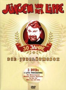 Jürgen von der Lippe - Die Jubliäumsbox (3 DVDs)