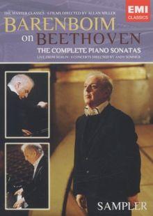 Beethoven, Ludwig van - Barenboim On Beethoven/The Complete Piano Sonatas (Sampler/ NTSC)