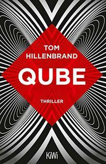 Qube: Thriller (Aus der Welt der Hologrammatica, Band 2)