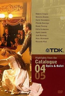 Highlights from the Catalouge Opera & Ballet