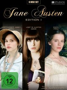 Jane Austen Edition 1 (Northanger Abbey / Lost in Austen / Emma) (6 Disc Set)