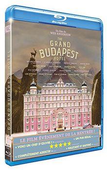 The grand budapest hôtel [Blu-ray] [FR Import]