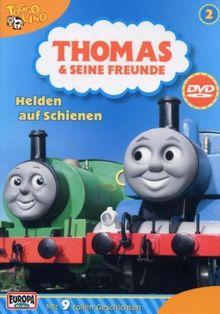Thomas und seine Freunde (Folge 02) - Helden auf Schienen