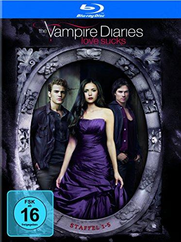 Vampire Diaries Staffel 1-5
