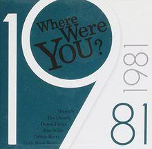 Where Were You: 1981