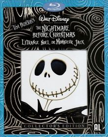 nightmare before christmas (blu ray dvd)