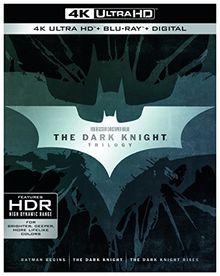The Dark Knight Trilogy (4K Ultra HD + 2D-Blu-ray) (2-Disc Version) (exklusiv bei Amazon.de) [Limited Edition]
