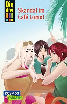 Die drei !!! 44: Skandal im Café Lomo!