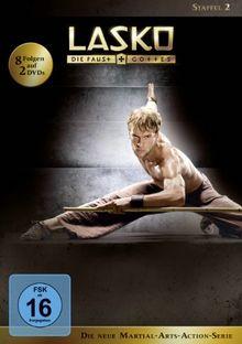 Lasko - Die Faust Gottes, Staffel 2 [2 DVDs]